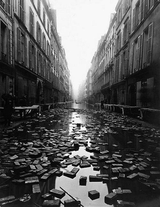 516 Anonyme Paris crue de 1910.jpg