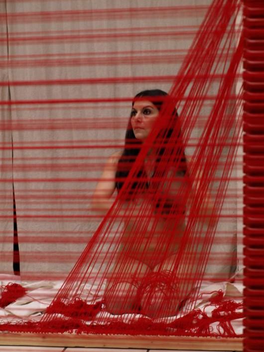 +994 Romina de Novellis, La Veglia 2013 performance.jpg