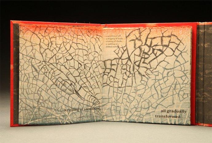 892 Karen Kunc  Fractured Terrain  2011  bookwork.jpg