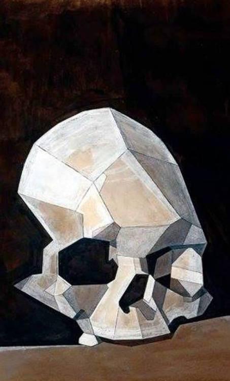 +++Skull  -    Luis Fernández López , 1952..jpg