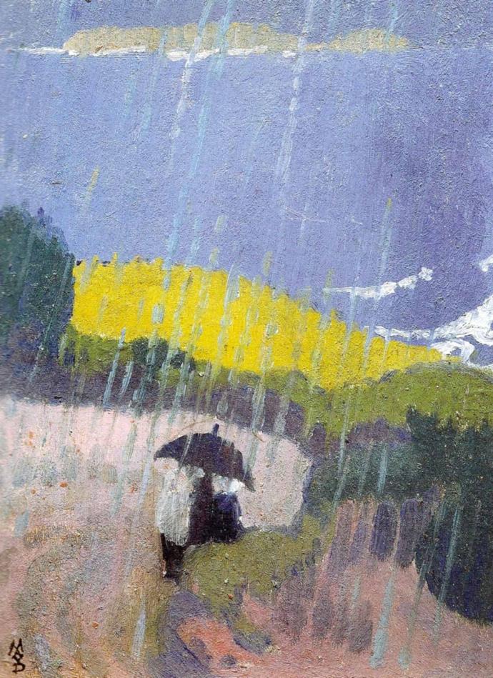 ++1652 Maurice Denis, Pluie en Bretagne 1889.jpg