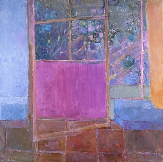 +16Pierre Lesieur (French, 1922-2011), Porte sur jardin, c.1996.jpg