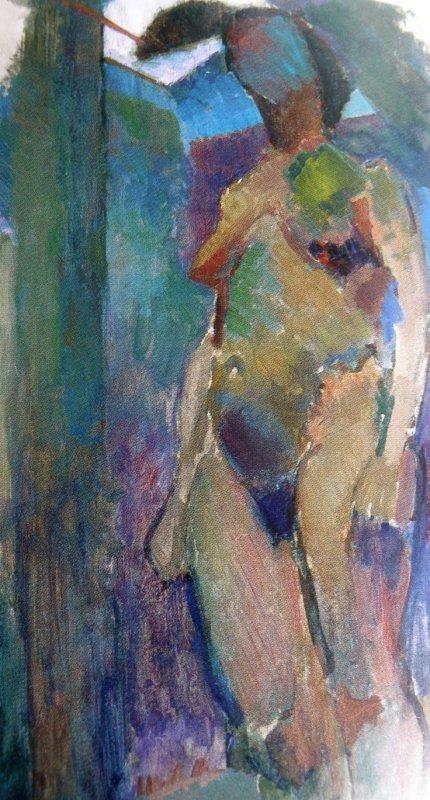 +1874 Henri Matisse, Nude Model.jpg