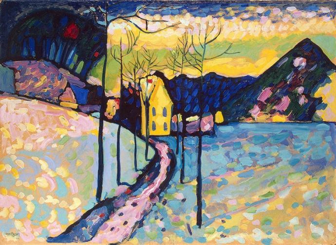 +1738 Wassily Kandinsky  Winter Landscape.jpg